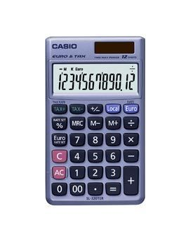 Casio SL-320TER Handheld Calculator
