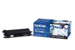 Brother TN-130BK Black Toner 2.5K