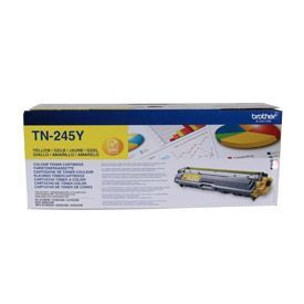 Brother TN-245Y High Yield Yellow Toner