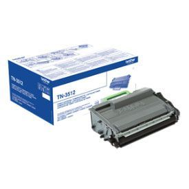 Brother TN3512 Black Toner 12000 Page Yield