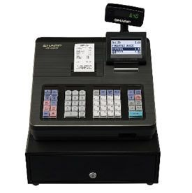 Sharp XE-A207B Cash Register
