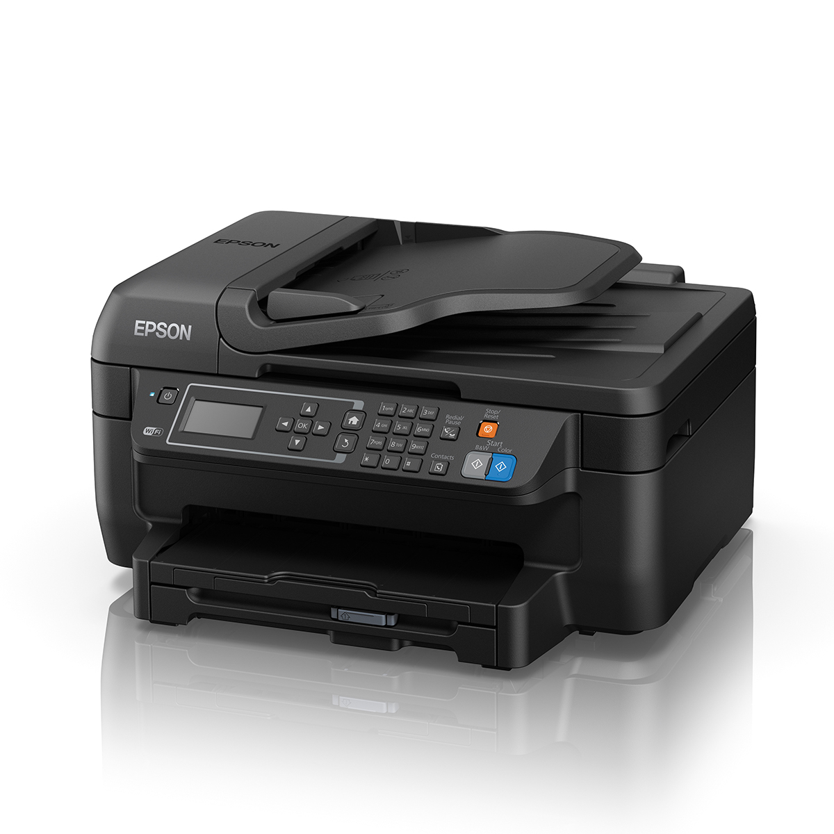 Epson WorkForce WF-2750DWF Colour Inkjet All-In-One Multifunction