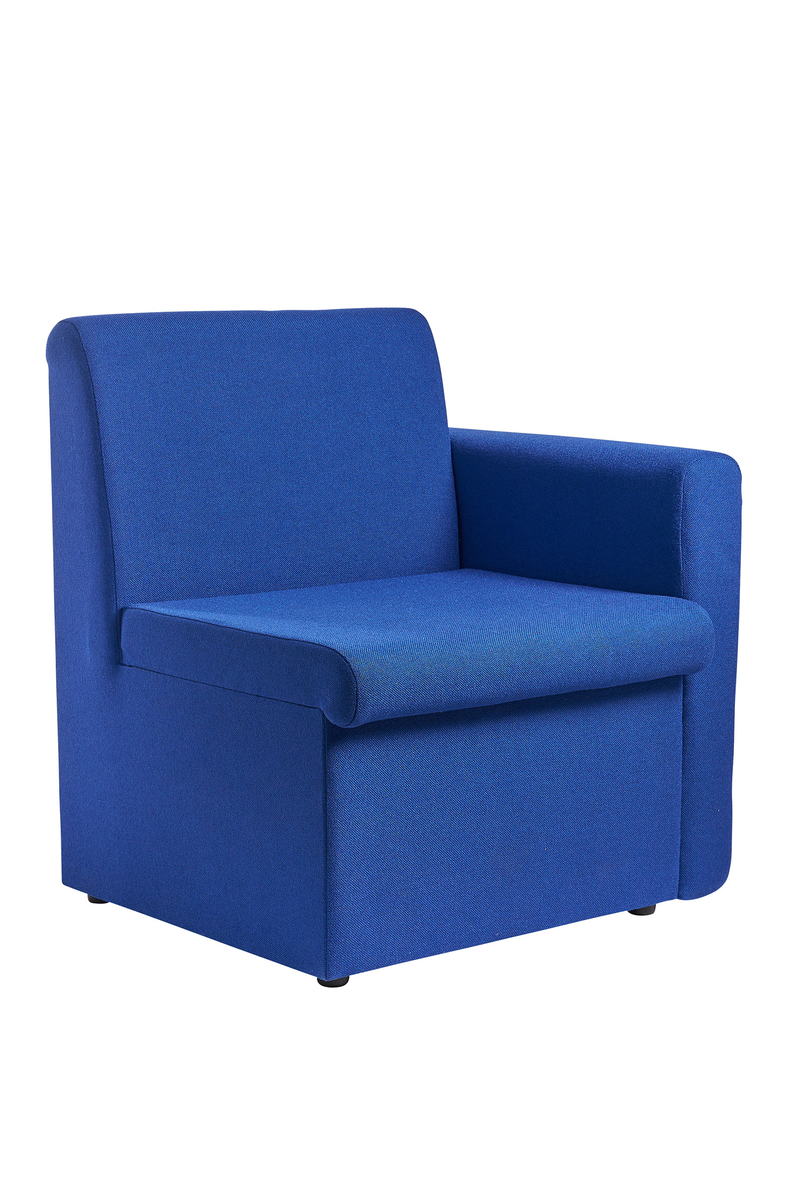 Alto reception unit LH Arm blue