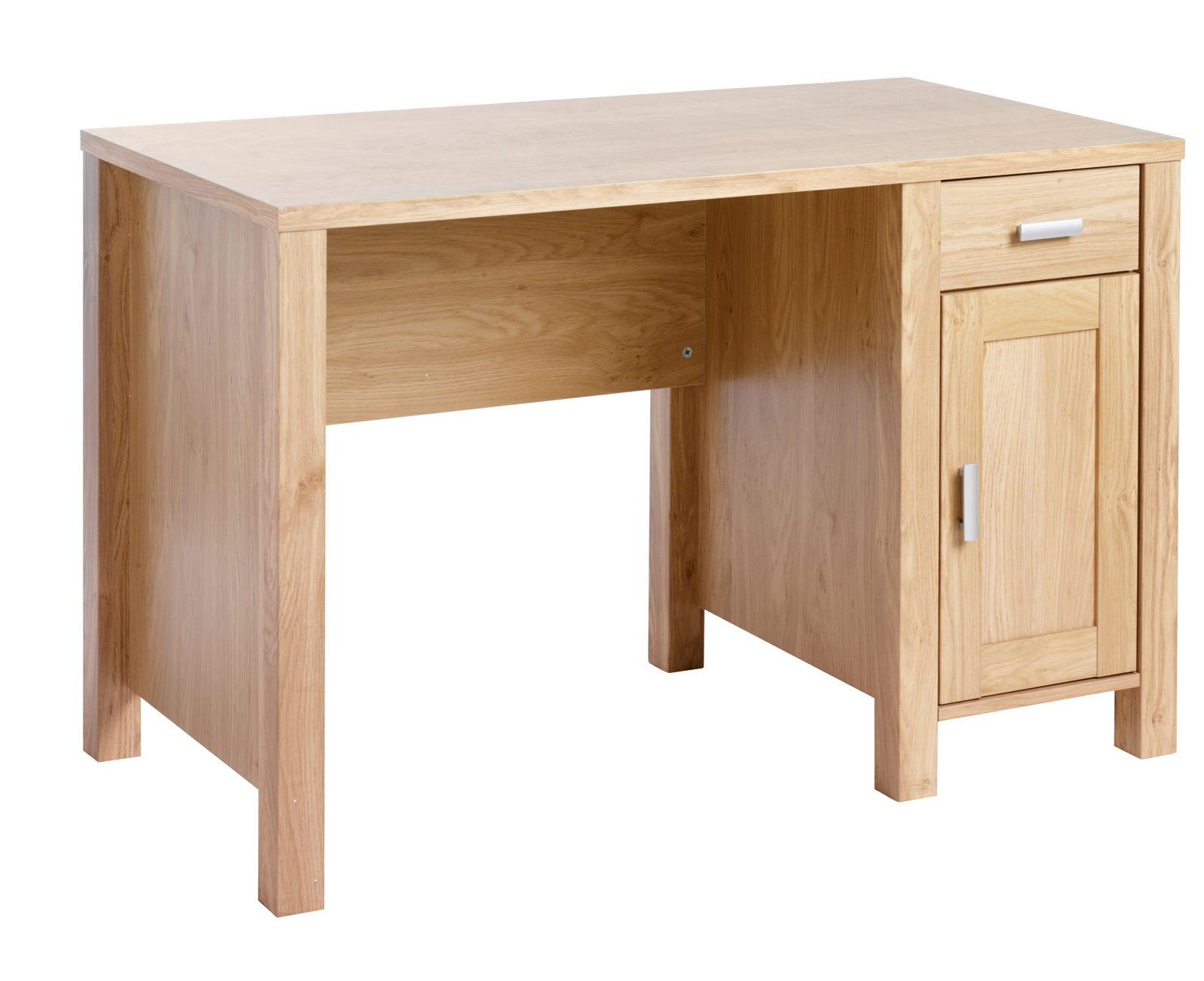 Amazon workstation Oak with Drawer