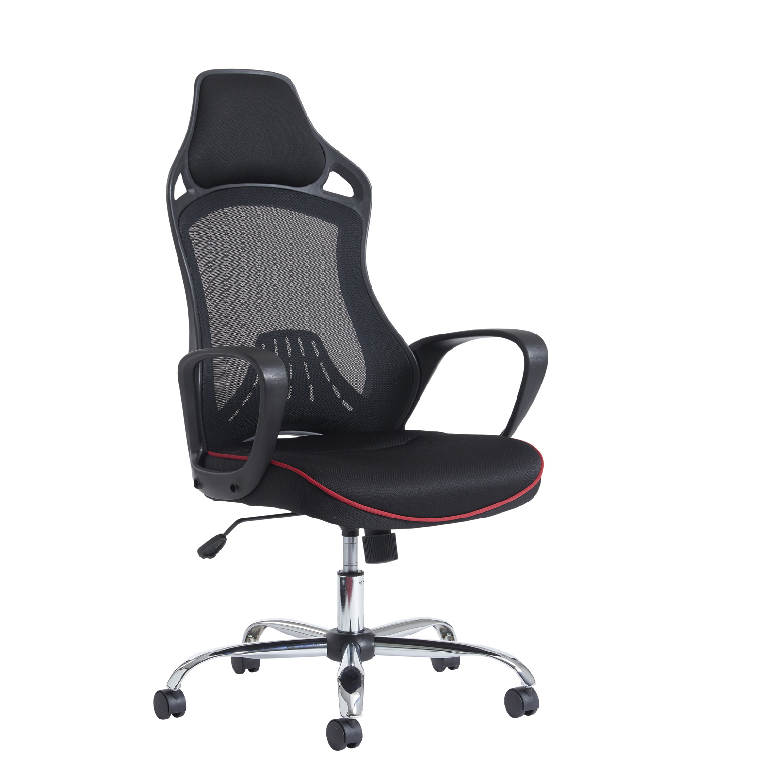 Andretti mesh back chair - black