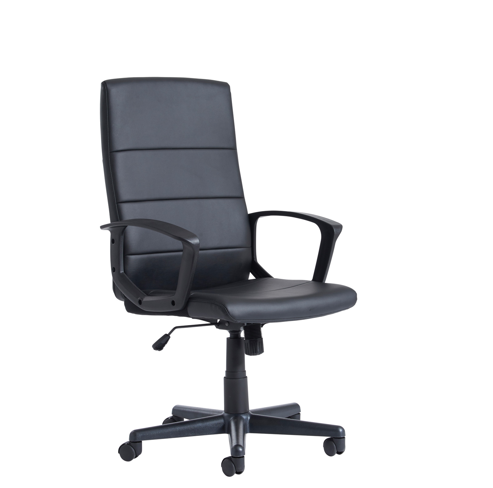 Ascona manager chair - black