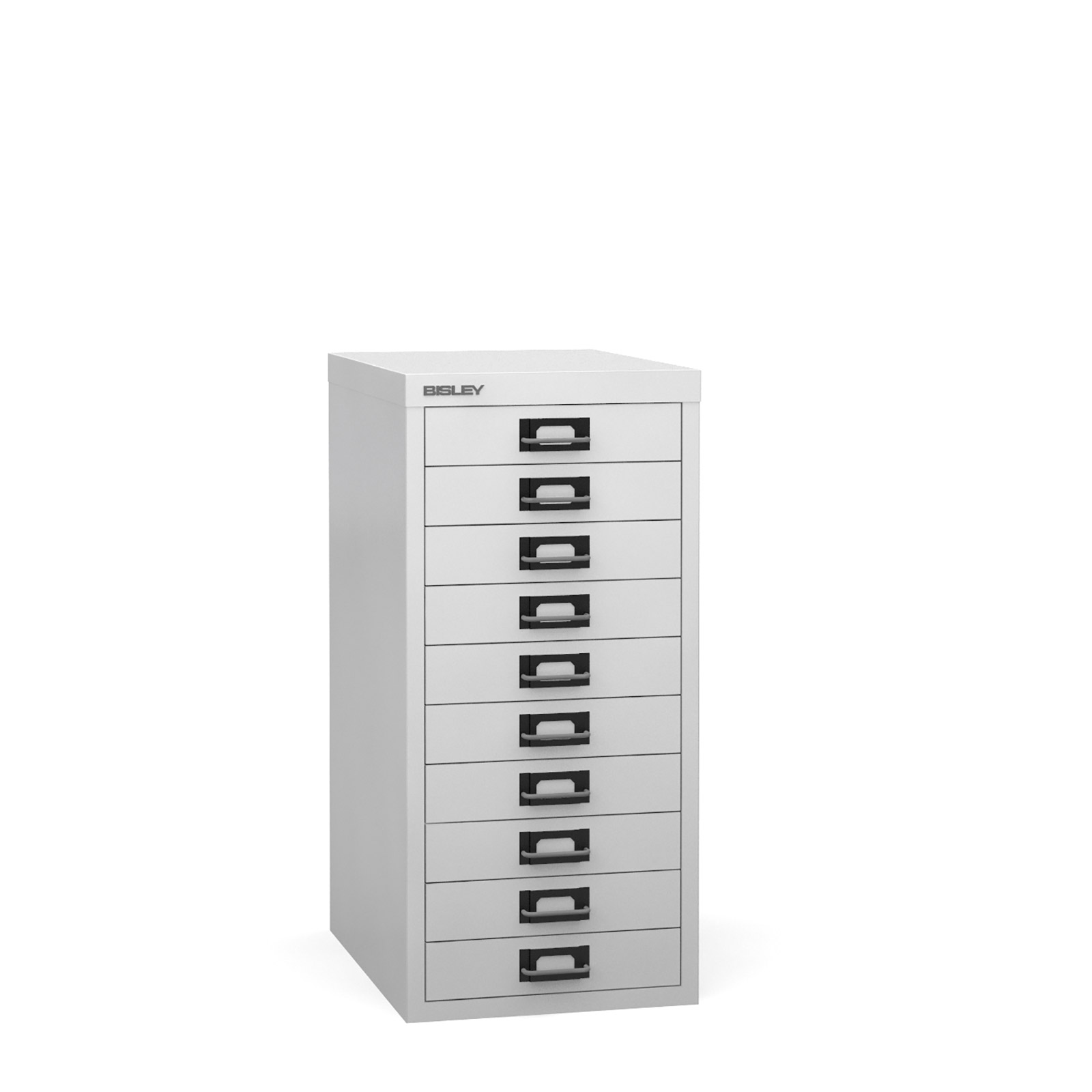 Bisley Multi-drawer, 10 drawer Chalk white