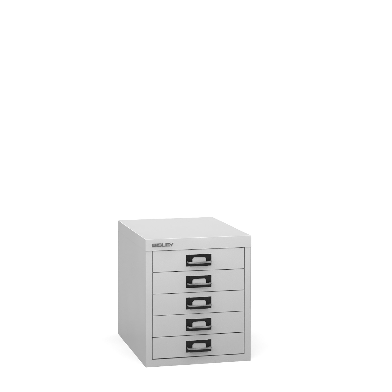 Bisley Multi-drawer, 5 drawer Chalk white