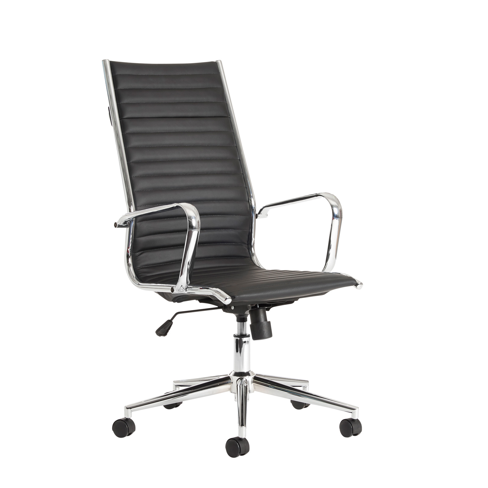 Bari high back executive chair - black