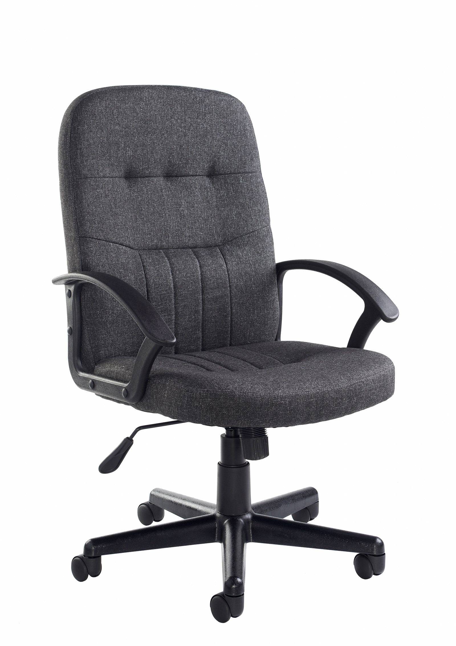 Cavalier Medium back managers chair-Charcoal