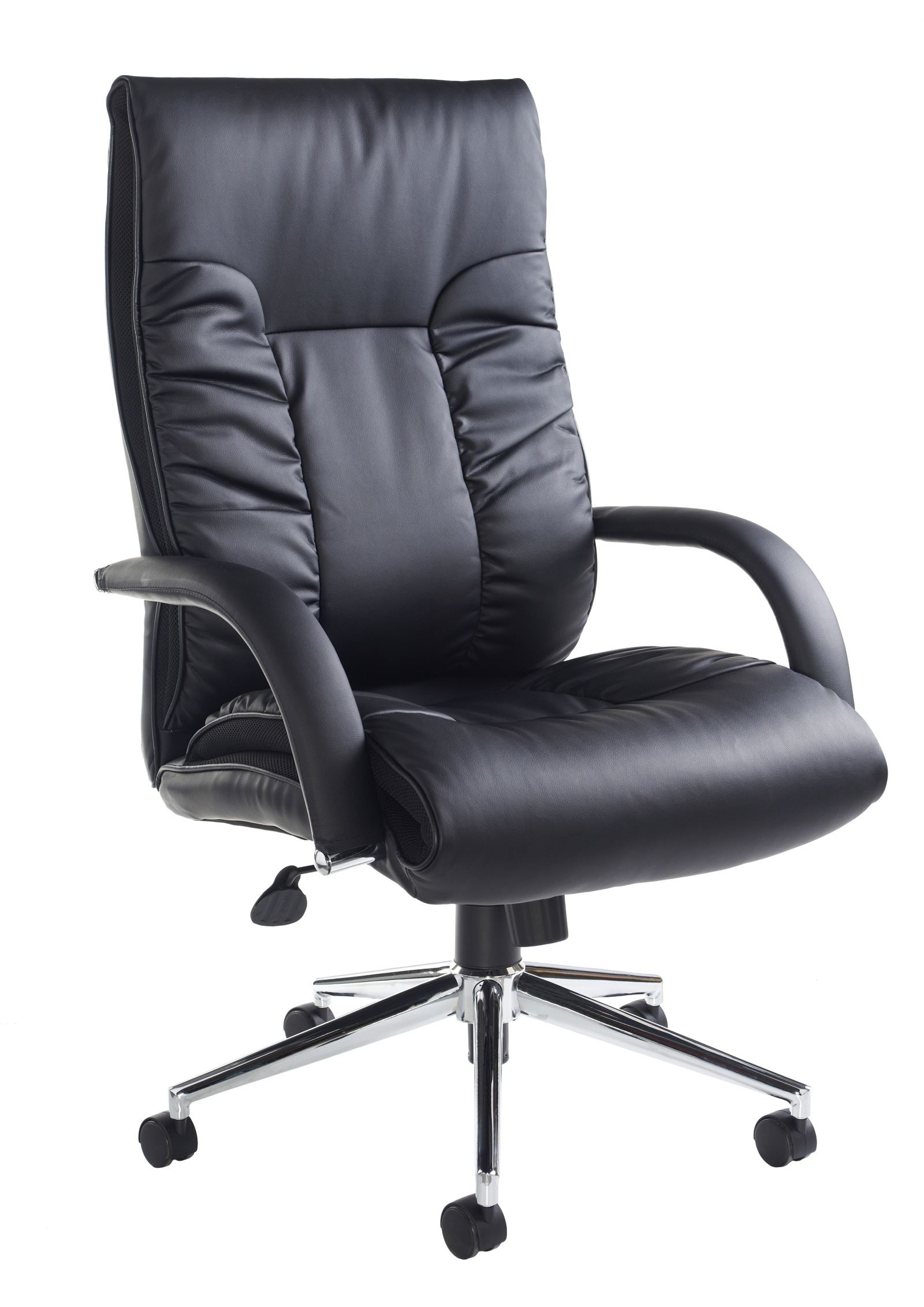 Derby high back executive chair - black