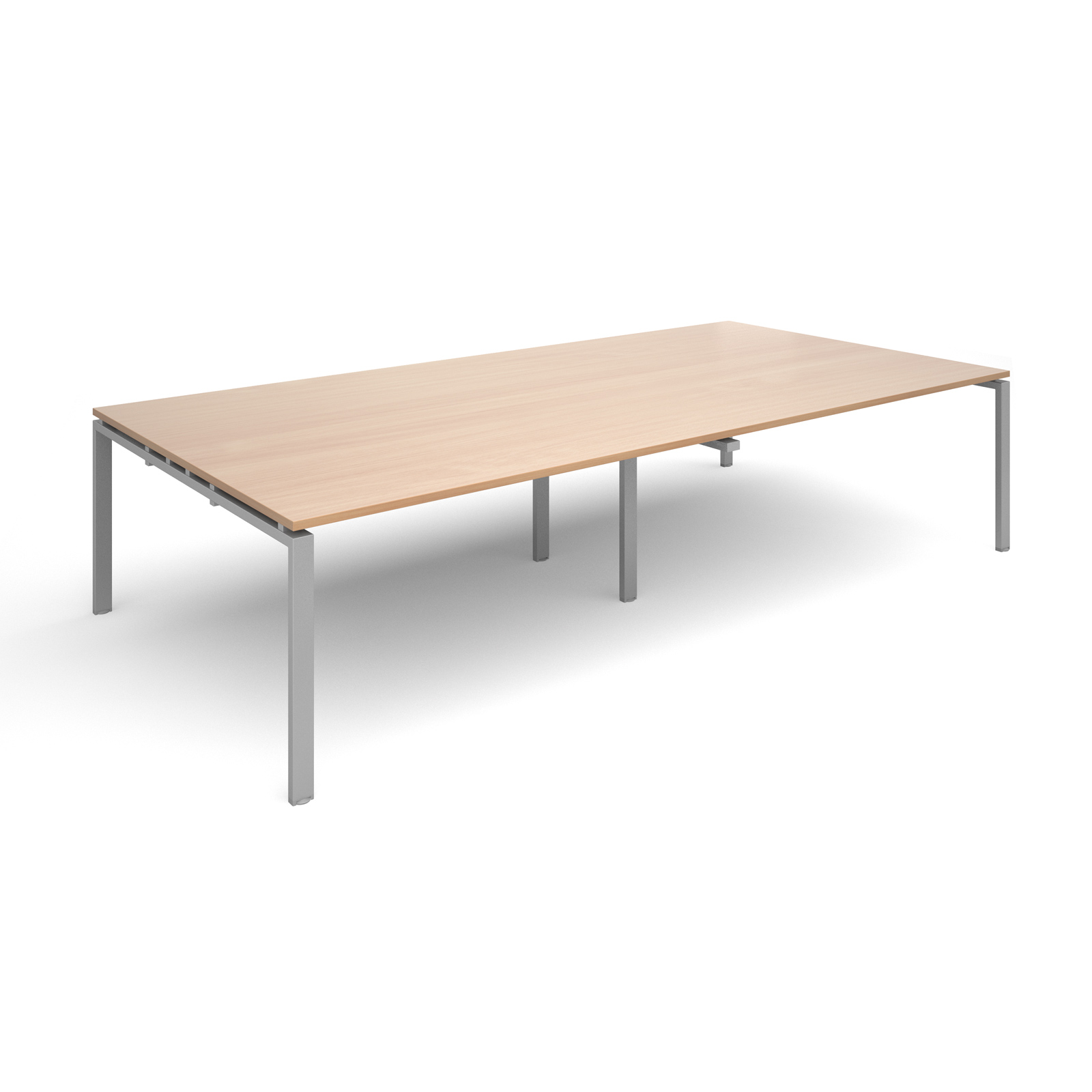 Adapt rectangular boardroom table