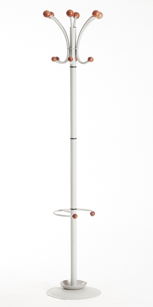 Coat & Umbrella stand - 12 coat hooks