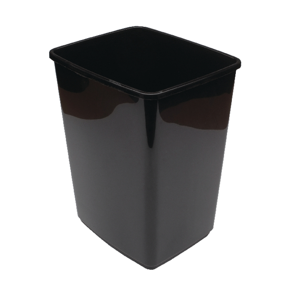 2Work Black 10L Swing Bin Base Only 10Lbase 2W02385