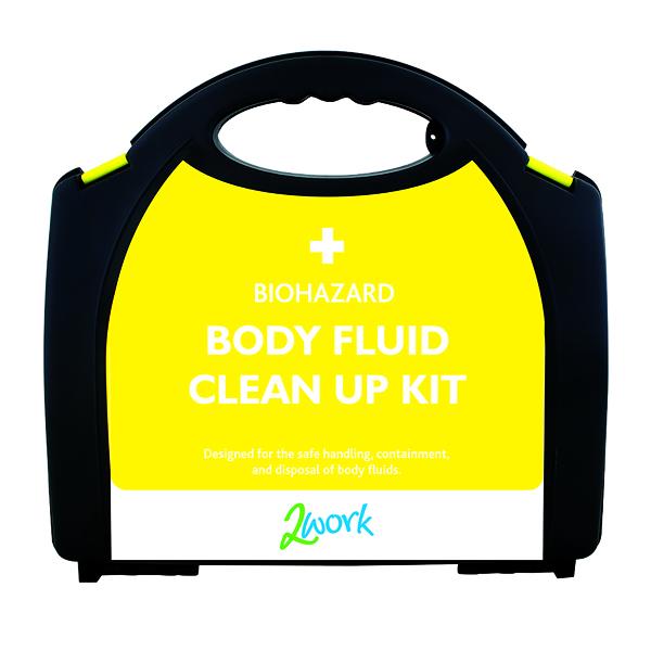 2Work Bio-Hazard Body Fluid 5 App Kit X6080