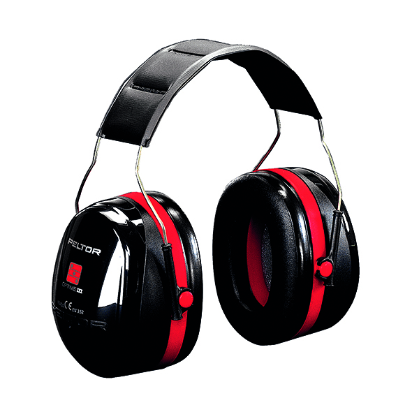 3M Optime III Headband Ear Defenders 4540A-411-SV XH001650833