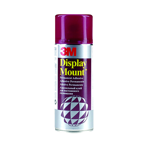 3M DisplayMount Heavy Duty Contact Adhesive 400ml DMOUNT