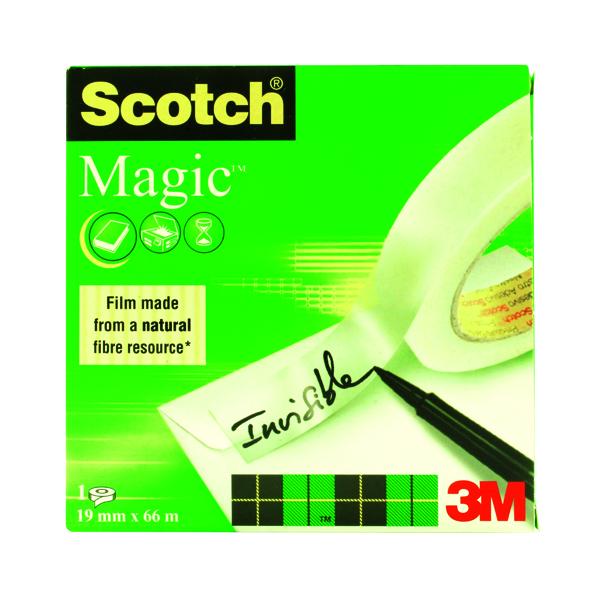 Scotch Magic Tape 810 19mmx66m 8101966