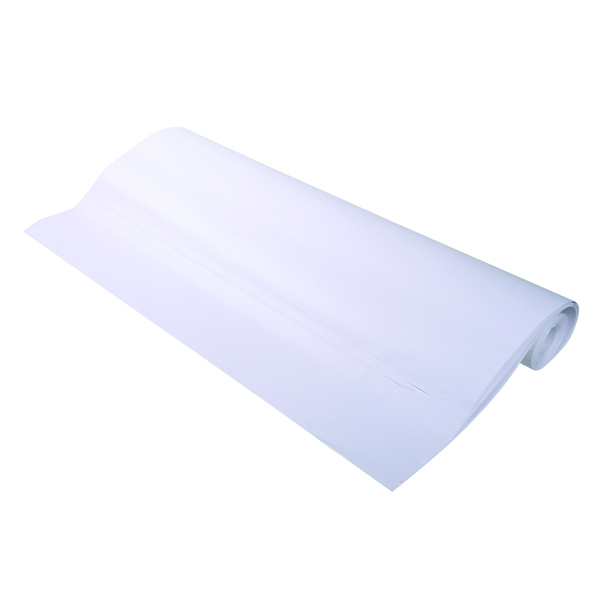 Announce Plain Flipchart Pads 650 x 100mm 50 Sheet 70gsm Rolled (5 Pack) AA06217