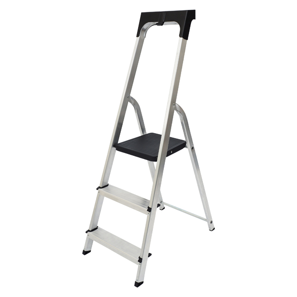 Abru Promaster 3 Tread Step Ladder 7410318