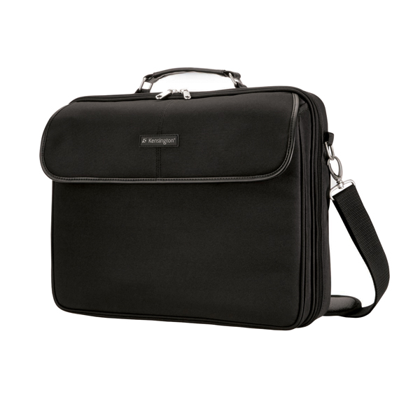 Kensington Simply Portable 15.6 Inch Clamshell Laptop Case Black K62560EU