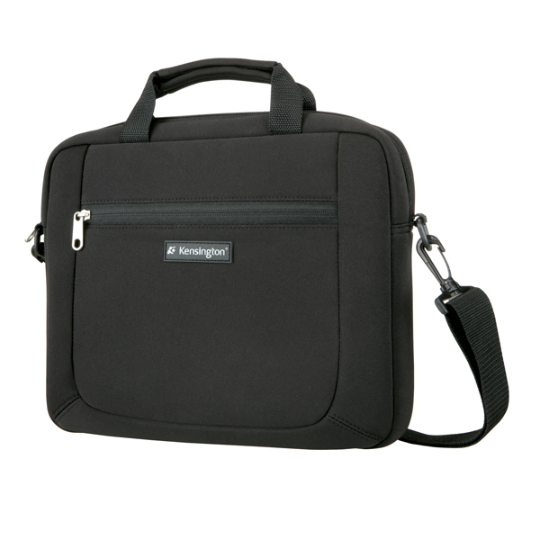 Kensington Simply Portable 12 Inch Neoprene Notebook Sleeve Black K62569US