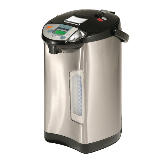 Addis Stainless Steel/Black 5L Thermo Pot 516522