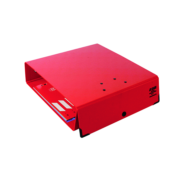 Arianex Double A4 Red Lever Arch File DA4R