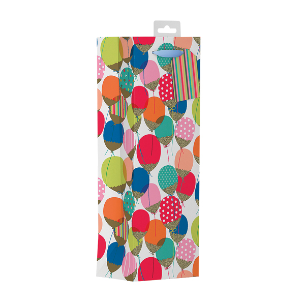 Giftmaker Balloon Bottle Bag (6 Pack) FFOB