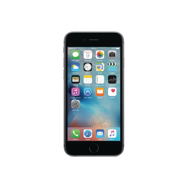 Apple iPhone 6S CPO 64GB Space Grey REV03011010207150003