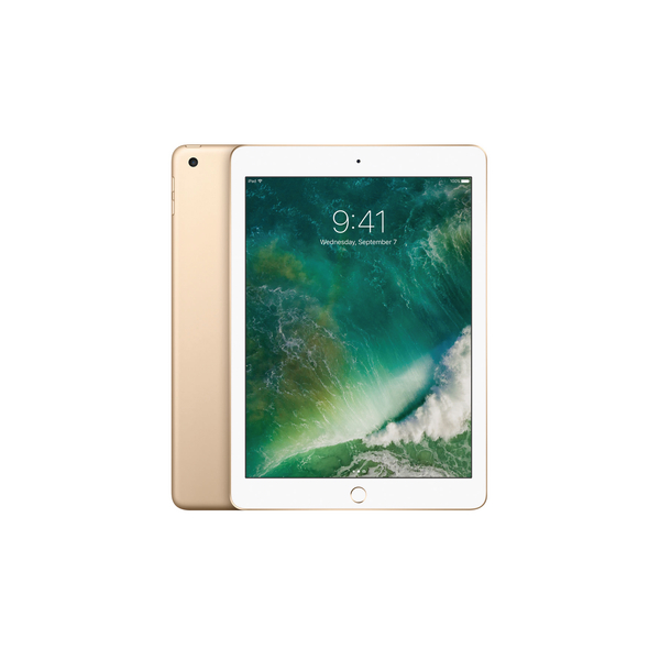 Apple iPad Wi-Fi 128GB Gold MPGW2B/A