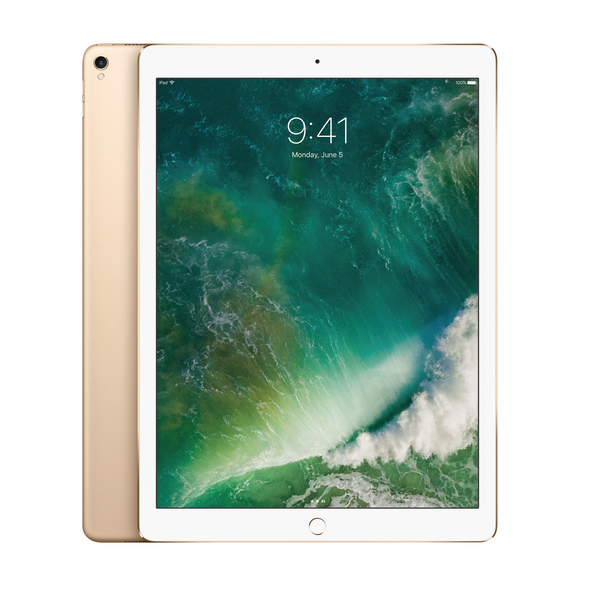 Apple iPad Pro Wi-Fi 10.5in 64GB Gold MQDX2B/A