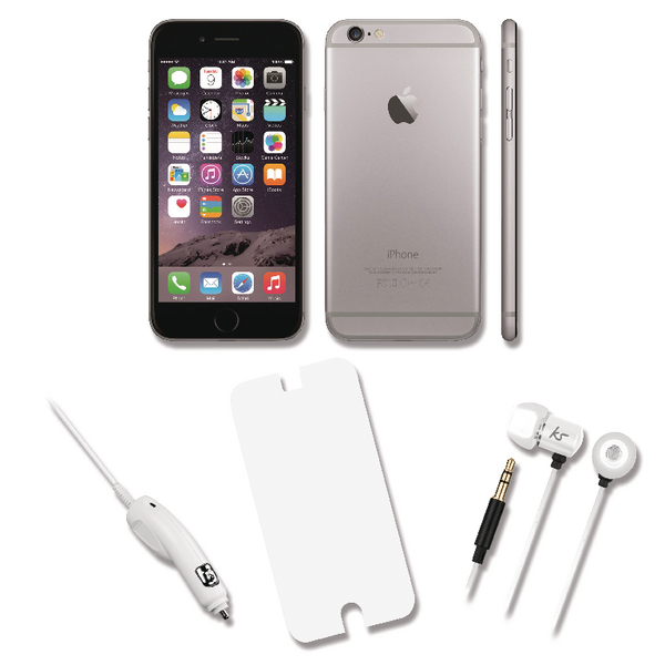 Apple iPhone 6 Certified Pre Owned Bundle Deal APPBUNDLE1