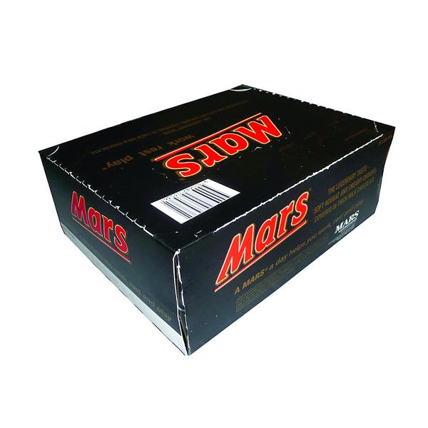 Mars Bars 51g (48 Pack) 100513