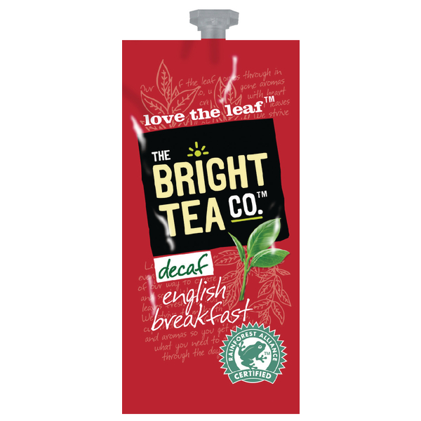 Flavia Bright Tea Co English Breakfast Sachets (140 Pack) NWT360