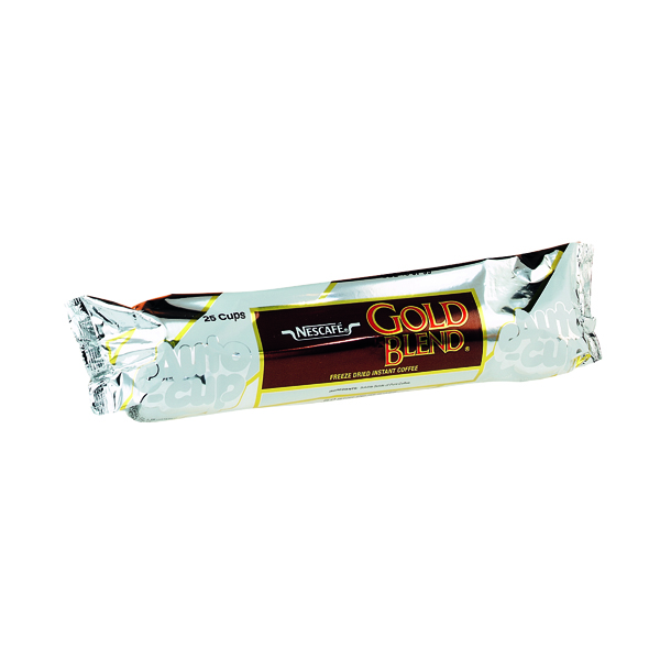 Nescafe Gold Blend Vending White Coffee (25 Pack) A01905
