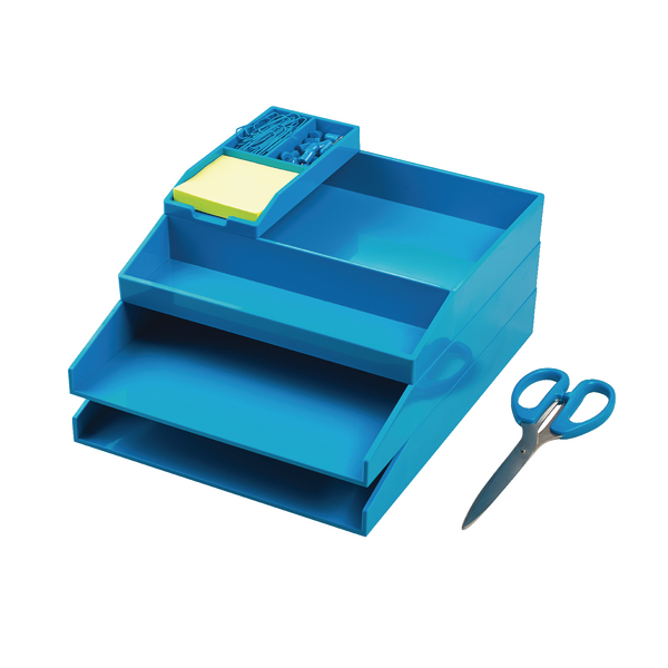 Avery ColorStak Cool Blue Office Set CS502