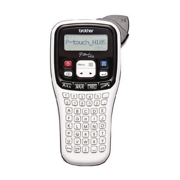 Brother P-Touch PT-H105 Handheld Label Printer PTH105ZU1