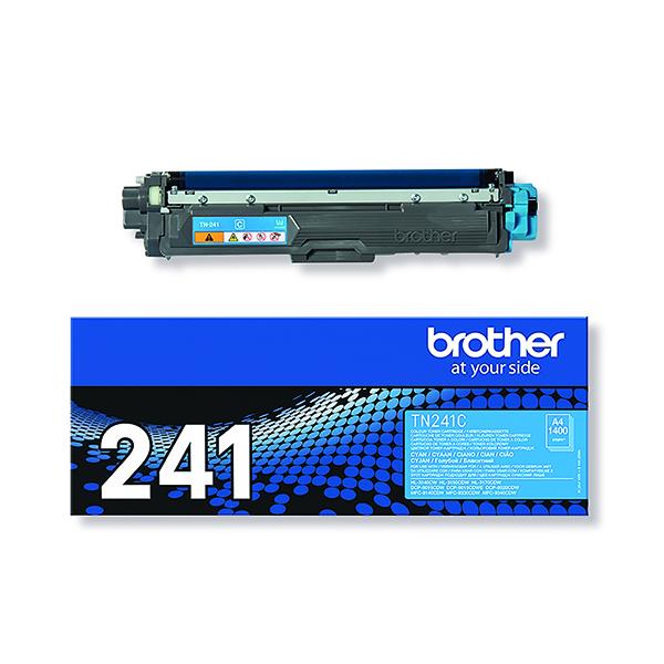 Brother TN-241C Cyan Laser Toner Cartridge TN241C