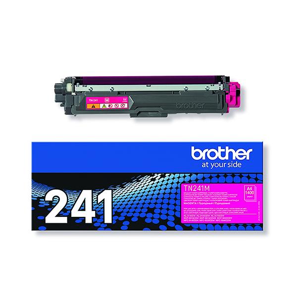 Brother TN-241M Magenta Laser Toner Cartridge TN241M