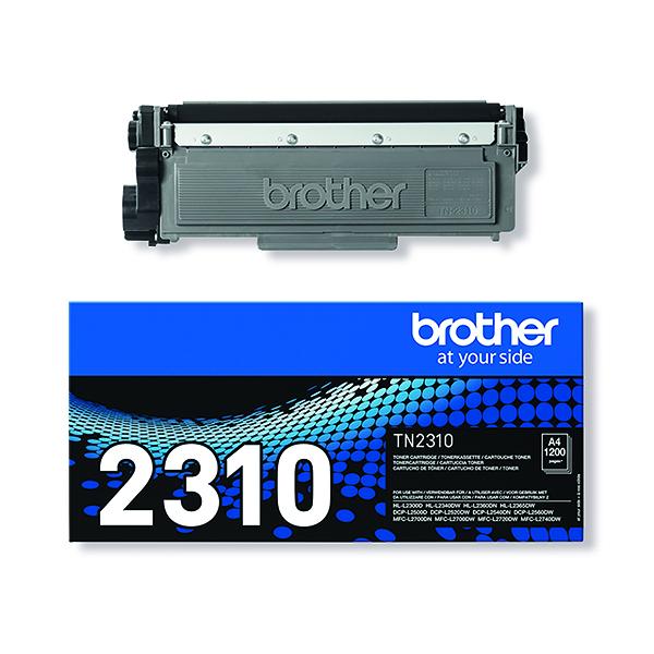 Brother TN2310 Black Laser Toner Cartridge TN-2310