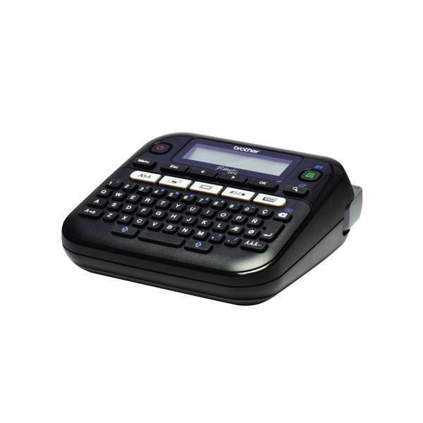 Brother P-Touch PT-D210VP Desktop Label Printer Black PTD210VP
