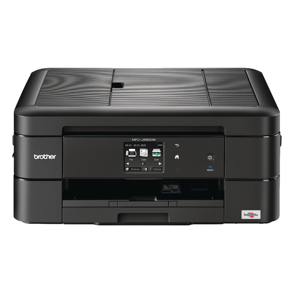 Brother MFC-J680DW Inkjet All-In-One Printer With Fax MFC-J680DW