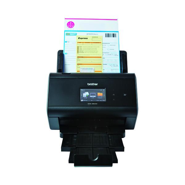 Brother ADS-2800W Touch Screen Desktop Scanner ADS2800WZU1