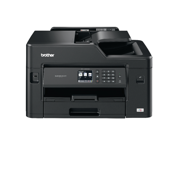 Brother All in One Inkjet A3 Printer MFCJ5330DWZU1