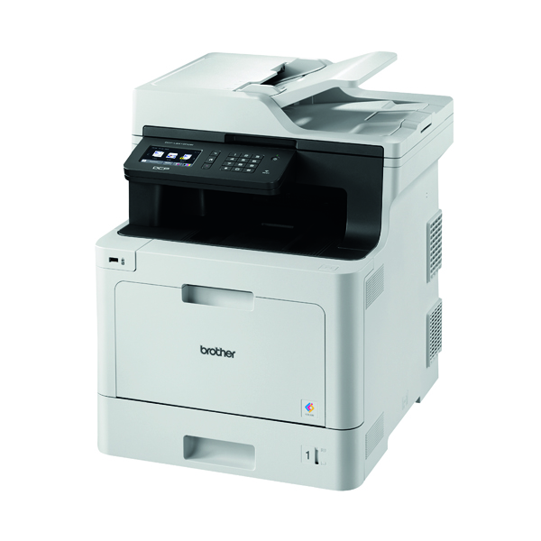 Brother DCPL8410CDW Colour Laser Multifunctional Printer