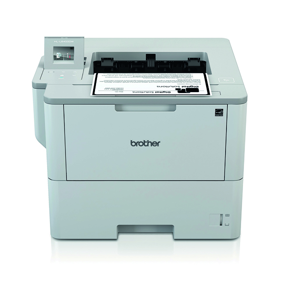 Brother HL-L6450DW Wireless Mono Laser Printer HLL6450DWZU1