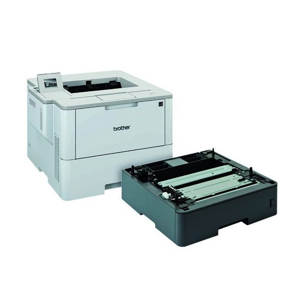 Brother Laser Printer HL-L6300DW Plus FOC Brother LT5505 Paper Tray
