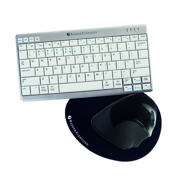 Bakker Elkhuizen Ultraboard Wireless Keyboard/Mouse FOC Mat BNEHWB1UK