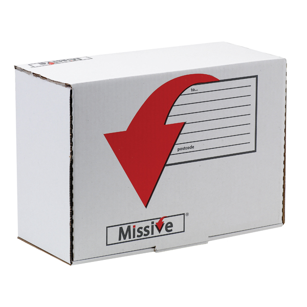 Bankers Box Missive Value Accessory Mailing Box (20 Pack) 7272206